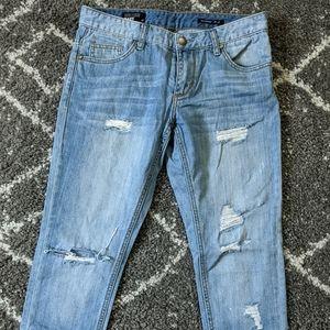William Rast Boyfriend Jeans sz:26